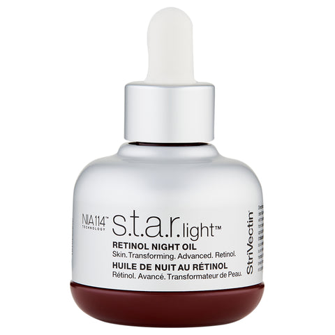 Strivectin S.T.A.R. Light Retinol Night Oil | Apothecarie New York