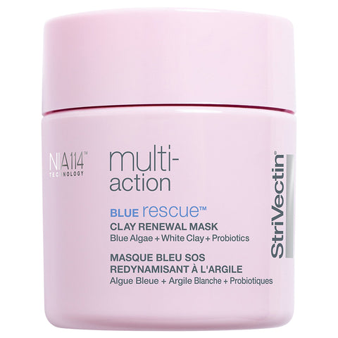 Strivectin Multi-Action Blue Rescue Clay Renewal Mask | Apothecarie New York