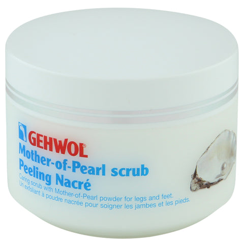 Gehwol Mother of Pearl Scrub | Apothecarie New York