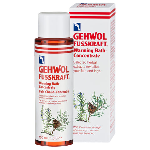 Gehwol Fusskraft Warming Bath | Apothecarie New York