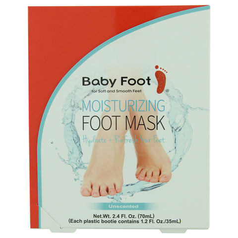 Baby Foot Moisturizing Foot Mask | Apothecarie New York