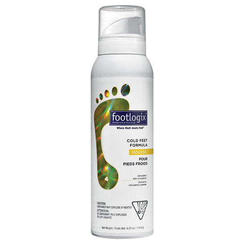 Footlogix Cold Feet Formula | Apothecarie New York