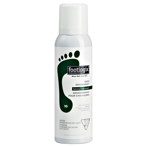 Footlogix Shoe Deodorant Spray | Apothecarie New York