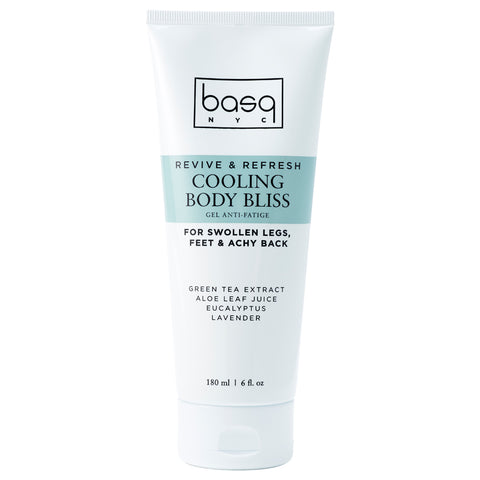 Basq NYC Cooling Body Bliss Lotion | Apothecarie New York