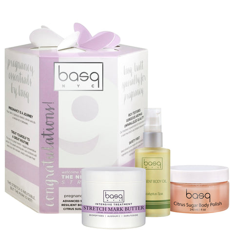Basq NYC 9Month Stretch Kit | Apothecarie New York