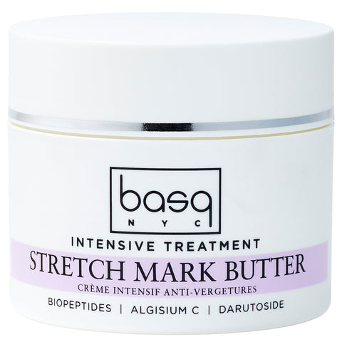 Basq NYC Intensive Treatment Stretch Mark Butter | Apothecarie New York
