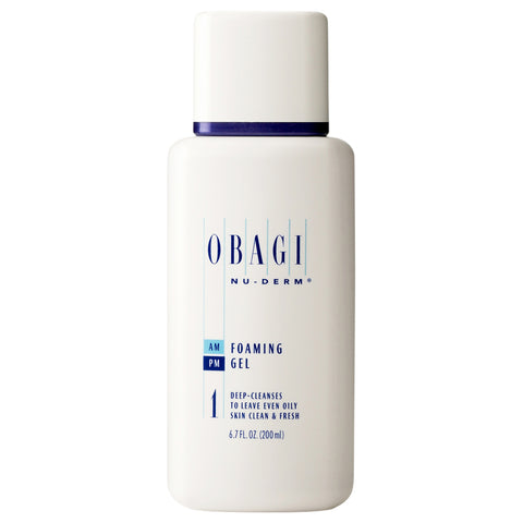 Obagi Nu-Derm Foaming Gel | Apothecarie New York