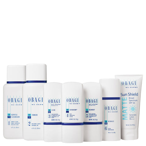 Obagi Nu-Derm Transformation Kit Normal To Dry | Apothecarie New York