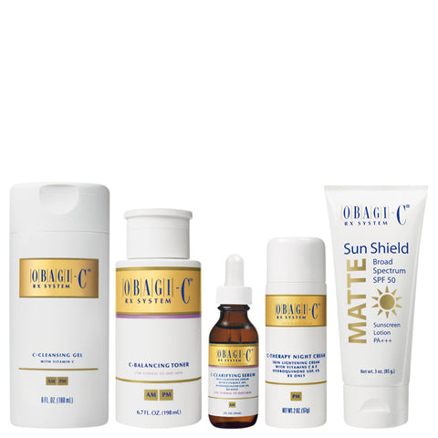 Obagi Obagi-C Rx System Normal to Oily | Apothecarie New York