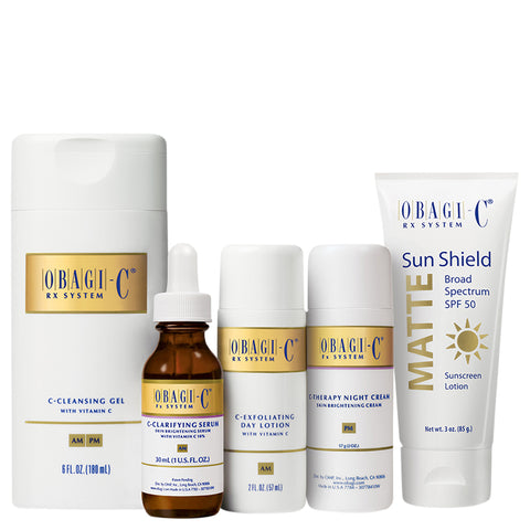 Obagi Obagi-C Fx System Normal To Dry | Apothecarie New York