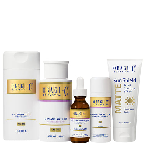 Obagi Obagi-C Fx System Normal To Oily | Apothecarie New York