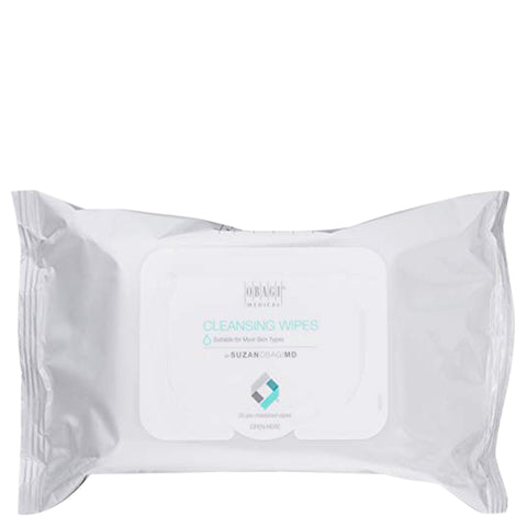 Obagi On the Go Cleansing and Makeup Removing Wipes | Apothecarie New York