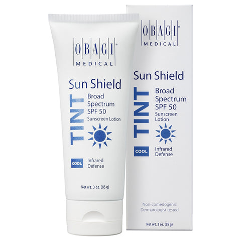 Obagi Sun Shield Tint Broad Spectrum SPF 50 Cool | Apothecarie New York