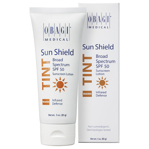Obagi Sun Shield Tint Broad Spectrum SPF 50 Warm | Apothecarie New York