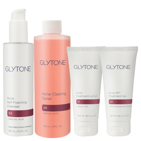 Glytone Acne Clearing System | Apothecarie New York