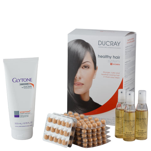 Glytone Healthy Hair System for Women | Apothecarie New York