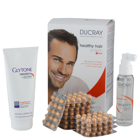Glytone Healthy Hair System for Men | Apothecarie New York