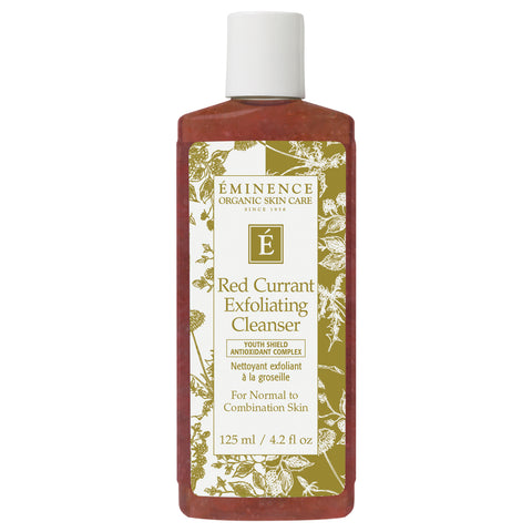 Eminence Red Currant Exfoliating Cleanser | Apothecarie New York
