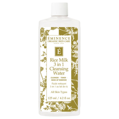 Eminence Rice Milk 3 in 1 Cleansing Water | Apothecarie New York