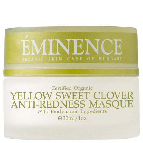 Eminence Yellow Sweet Clover Anti-Redness Masque | Apothecarie New York