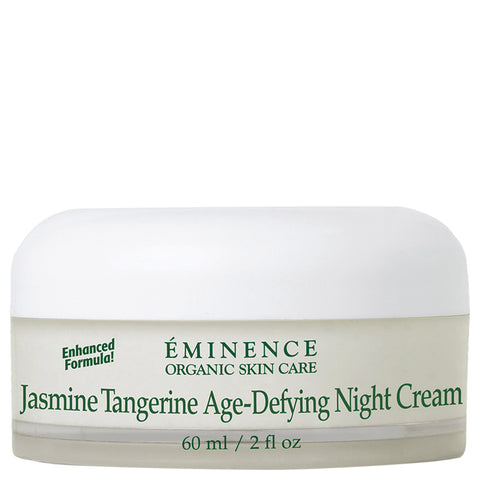 Eminence Jasmine Tangerine Age-Defying Night Cream | Apothecarie New York
