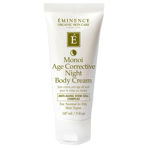 Eminence Monoi Age Corrective Night Body Cream | Apothecarie New York