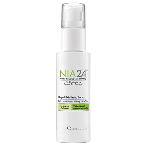 NIA24 Rapid Exfoliating Serum | Apothecarie New York