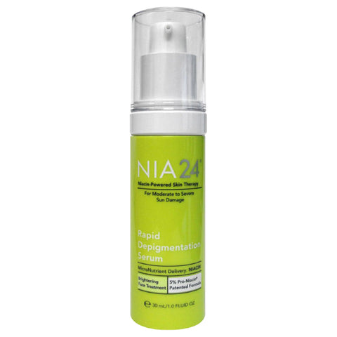NIA24 Rapid Depigmentation Serum | Apothecarie New York