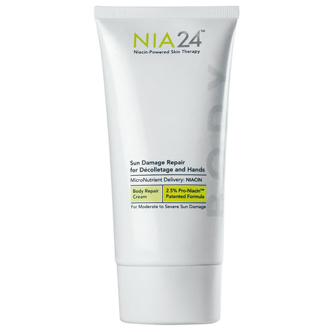 NIA24 Sun Damage Repair For Decolletage And Hands | Apothecarie New York