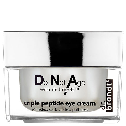 Dr. Brandt Do Not Age Triple Peptide Eye Cream | Apothecarie New York