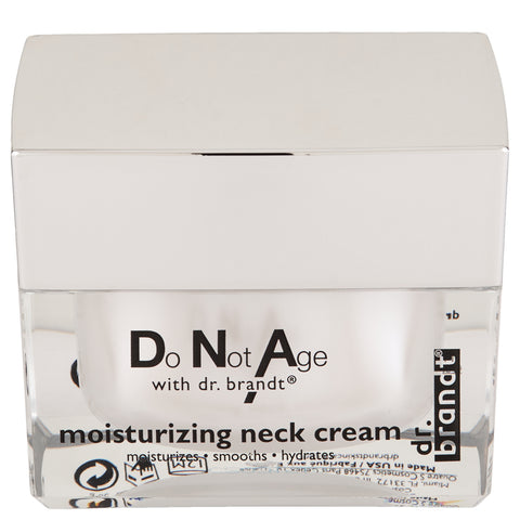 Dr. Brandt Do Not Age Moisturizing Neck Cream | Apothecarie New York