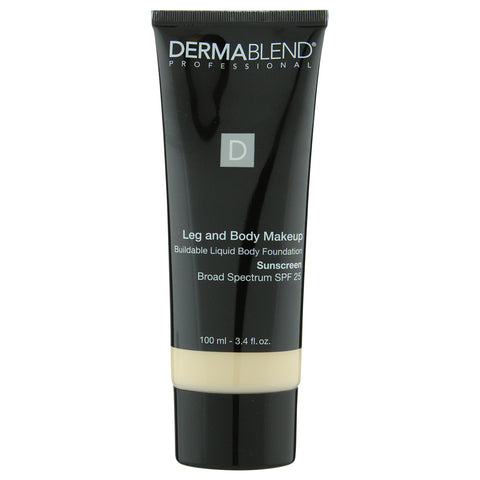 Dermablend Leg & Body Makeup SPF 15 | Apothecarie New York