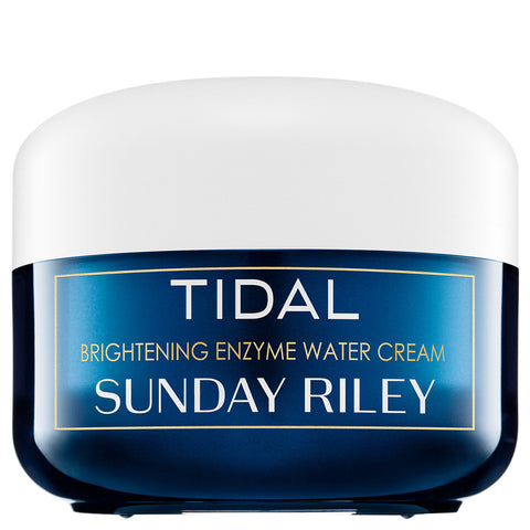 Sunday Riley Tidal Brightening Enzyme Water Cream | Apothecarie New York