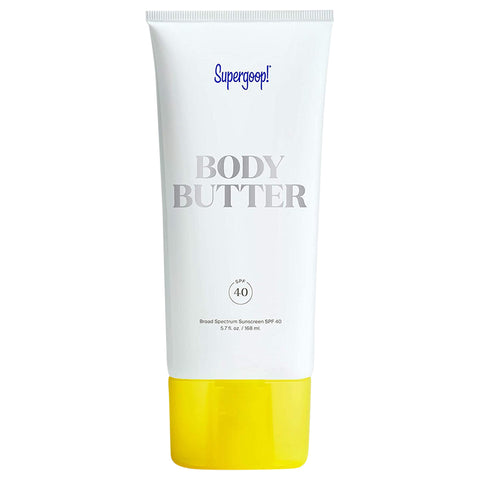 Supergoop Forever Young Body Butter SPF 40 | Apothecarie New York