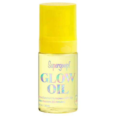 Supergoop Glow Oil SPF 50 | Apothecarie New York