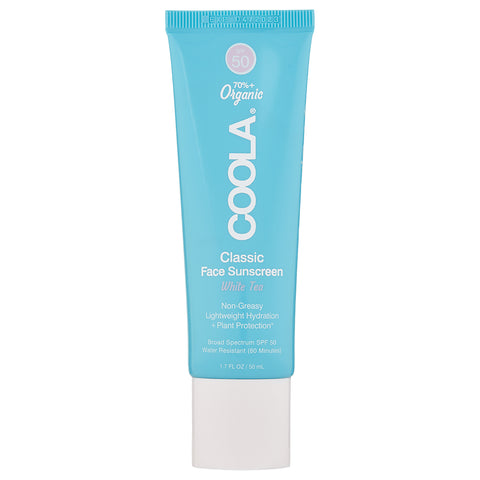 Coola Suncare Classic Sport Face SPF50 White Tea | Apothecarie New York