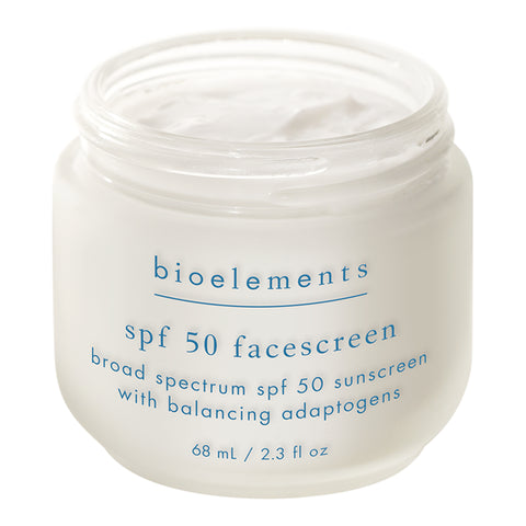 Bioelements SPF 50 FaceScreen | Apothecarie New York