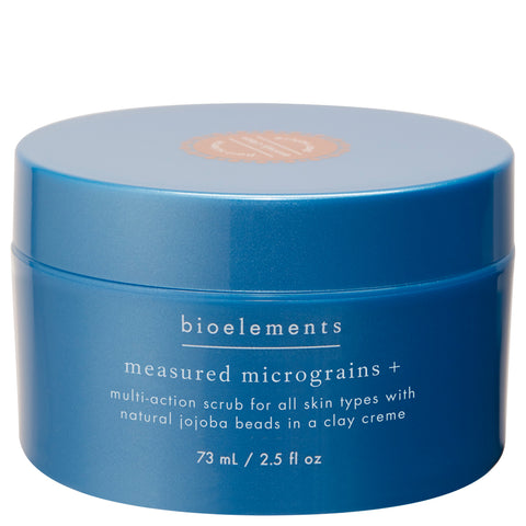 Bioelements Measured Micrograins+ | Apothecarie New York