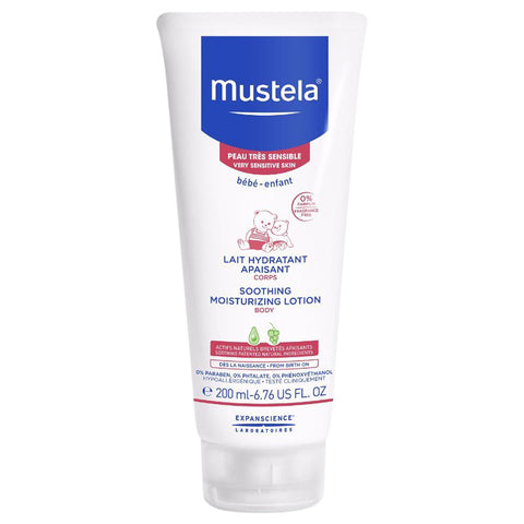 Mustela Soothing Moisturizing Body Lotion | Apothecarie New York