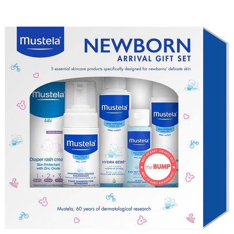 Mustela Newborn Arrival Set | Apothecarie New York