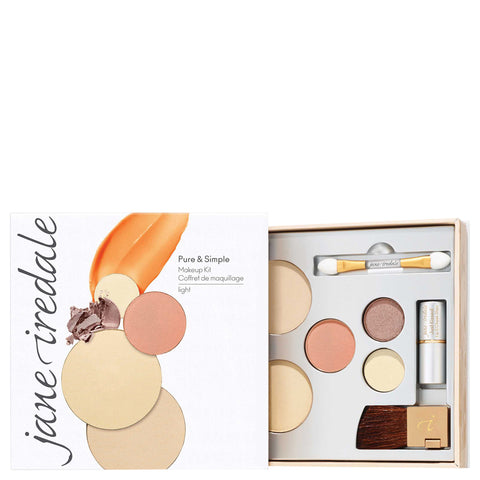 Jane Iredale Pure & Simple Kit | Apothecarie New York