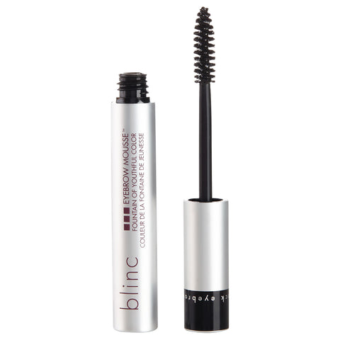 Blinc Eyebrow Mousse Black | Apothecarie New York