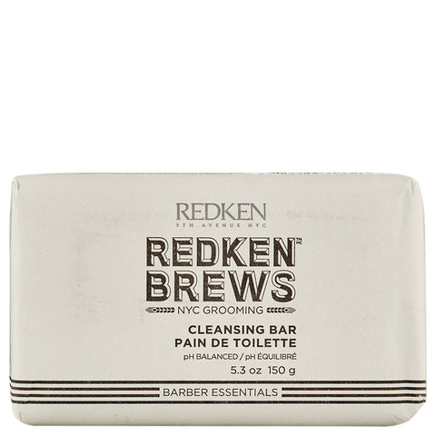 Redken Brews Cleanse Bar Soap | Apothecarie New York