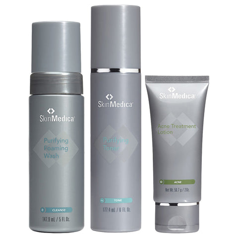 SkinMedica Acne System | Apothecarie New York