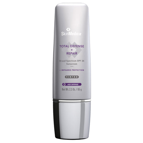 SkinMedica Total Defense + Repair SPF 34 Tinted | Apothecarie New York