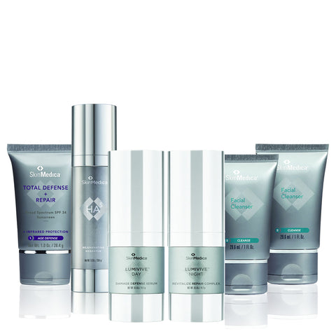 SkinMedica Glow on the Go Essentials System | Apothecarie New York