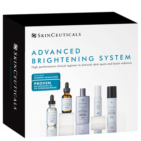 SkinCeuticals Advanced Brightening Skin System | Apothecarie New York