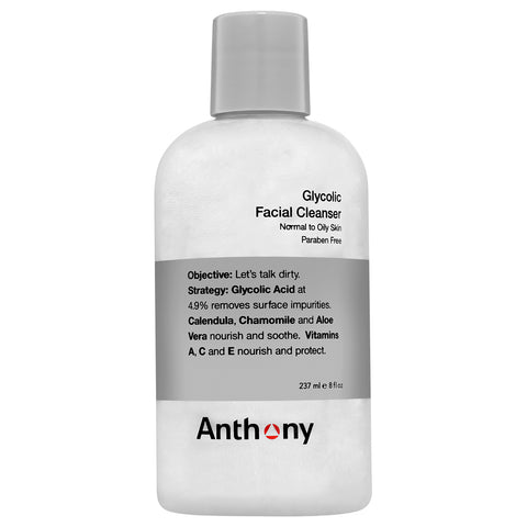 Anthony Glycolic Facial Cleanser | Apothecarie New York