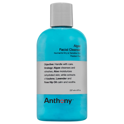 Anthony Algae Facial Cleanser | Apothecarie New York