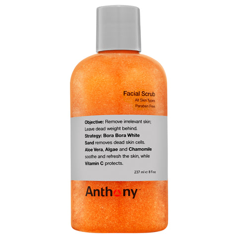 Anthony Facial Scrub | Apothecarie New York